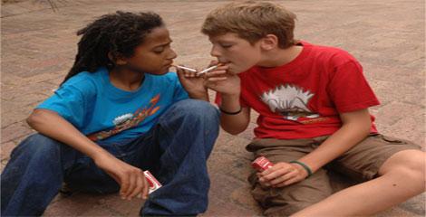 probleme jungen rauchen